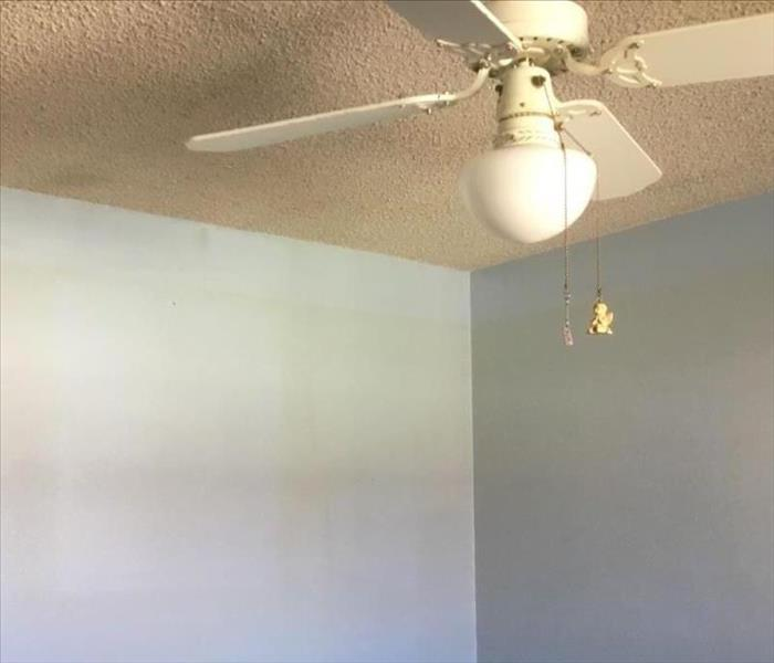 Cleaned Blue Walls